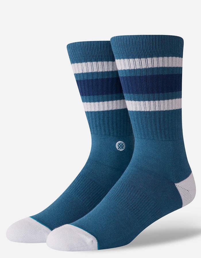 Stance Boyd 4 Blue Mens Crew Socks
