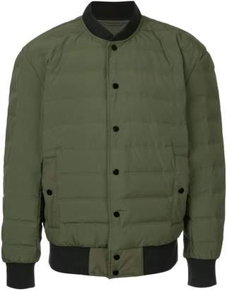 CK Calvin Klein padded bomber jacket