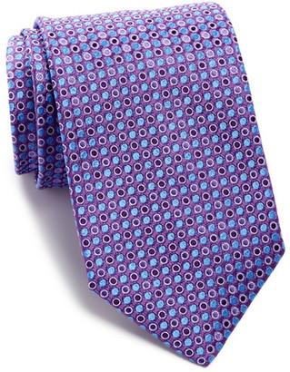 John W. Nordstrom Neat Silk Tie $89.50 thestylecure.com