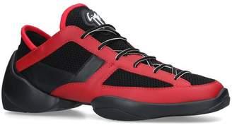 Giuseppe Zanotti Leather Panel Sneakers