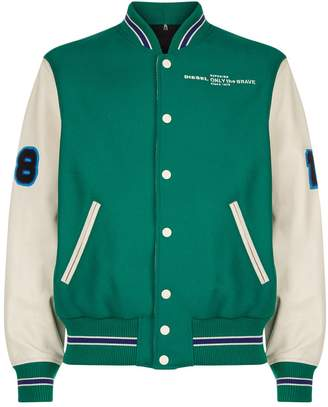 Diesel L-Harry Varsity Jacket