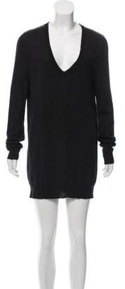 Zadig & Voltaire Knitted Sweater Dress