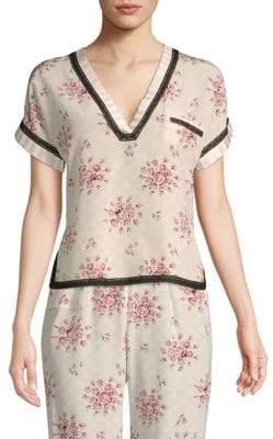 Morgan Lane Yeva Pajama Top