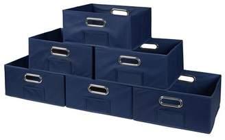 Cubo Regency Niche Half-Size Foldable Fabric Storage Bin