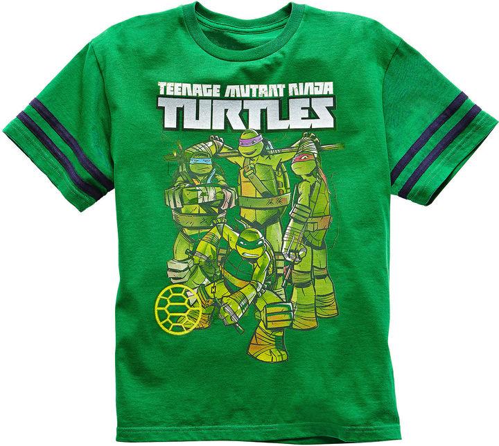 JCPenney Novelty T-Shirts Teenage Mutant Ninja Turtles ...