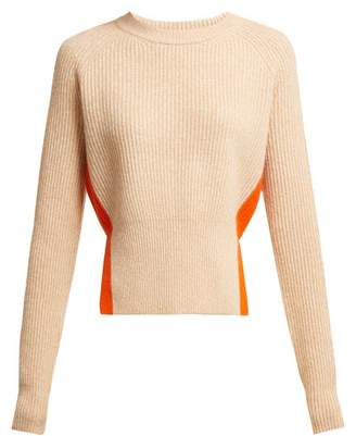 Sportmax Boris Sweater - Womens - Tan Multi