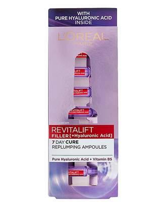L'Oreal Revitalift Filler Ampoules x7