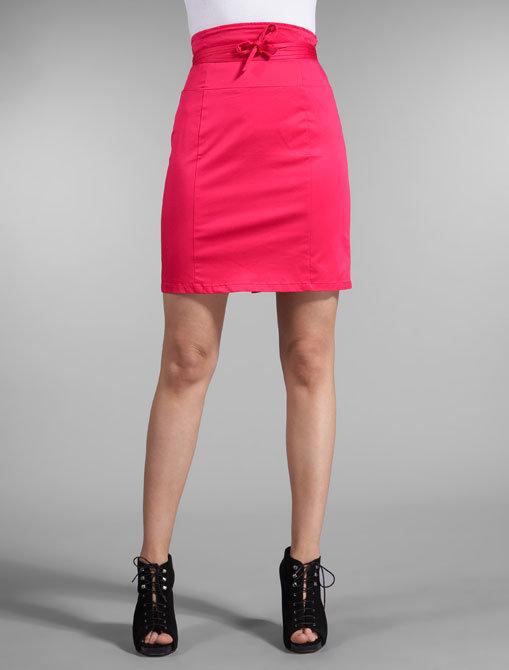 WESC Callie Woven Skirt