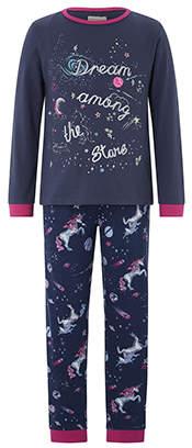 Monsoon Dream Among The Stars Glow in the Dark Pyjama Set