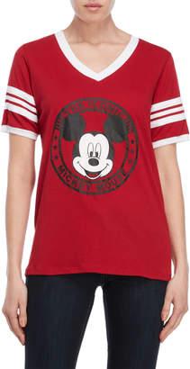 Disney Mickie Baseball Tee