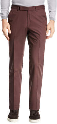 Ermenegildo Zegna Cotton Twill Pants