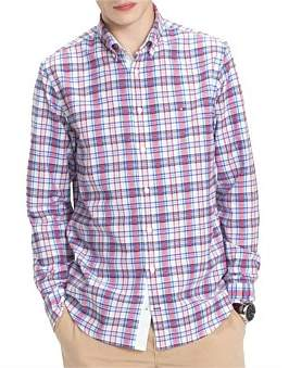 Tommy Hilfiger Multi Colored Check Shirt