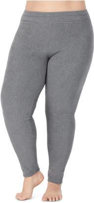 Cuddl Duds Plus Size Fleecewear With Stretch Leggings