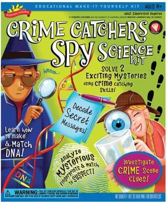 Scientific Explorer Crime Catchers Spy Science Kit