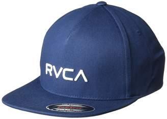 RVCA Men's Sport Flexfit HAT