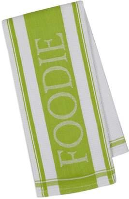 Design Imports Pop Foodie Jacquard Dish Towels (Set of 4)