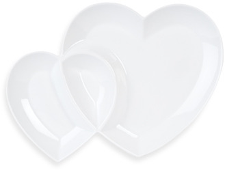 Bed Bath & Beyond Everyday White® Sweetheart Tray