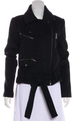 Thomas Wylde Wool Double-Breasted Jacket w/ Tags