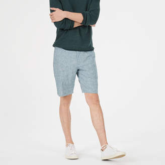 "Club Monaco Maddox Chambray 9"" Short"