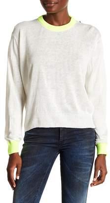 Diesel M-Gala Linen Pullover