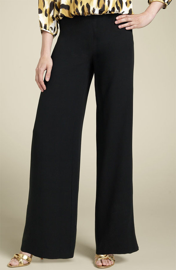 Anne Klein New York Wide Leg Pants