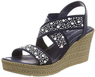 ... Marco Tozzi Women s 28345 Sling Back Sandals, ... 435577e73d