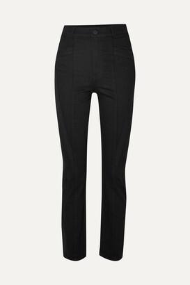 3x1 + Jason Wu W4 Skinny Jeans - Charcoal