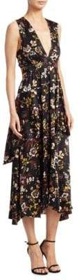 A.L.C. Verena Sleeveless Maxi Dress