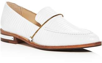 Freda Salvador Light Embossed Loafers