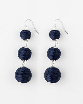 Le Château Ball Drop Earrings