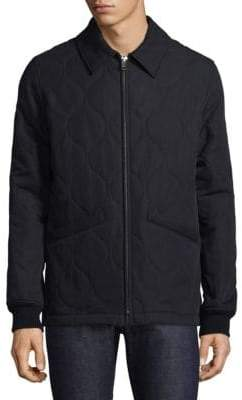 A.P.C. Emil Quilted Parka