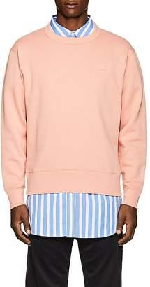 Acne Studios Men's Fairview Emoji Cotton Sweatshirt