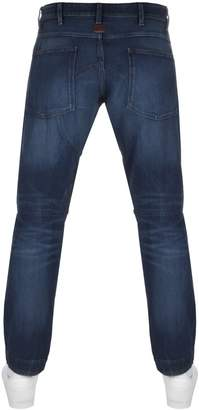 G Star Raw 5620 3D Tapered Jeans Blue