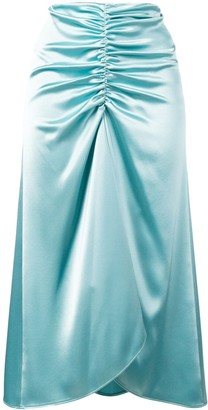 Ssheena waterfall skirt