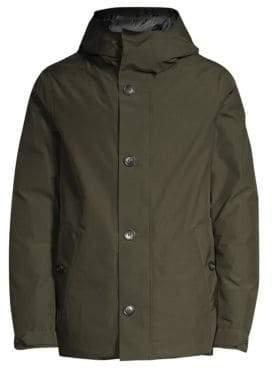 Woolrich GTX Alpine Duck Down& Feather Fill Jacket