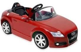 Tiffany Saidnia Dexton Kids Audi Ride-On Car