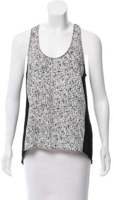 Barneys New York Barney's New York Sleeveless Lightweight Top