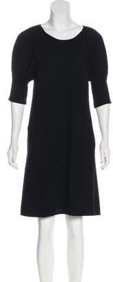 Allude Cashmere Knit Dress