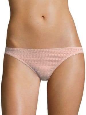 Melissa Odabash Perforated Bikini Bottom