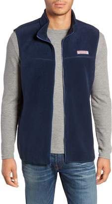 Vineyard Vines Tech Fleece Harbor Vest