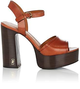 Marc Jacobs Women's Lust Status Leather Platform Sandals