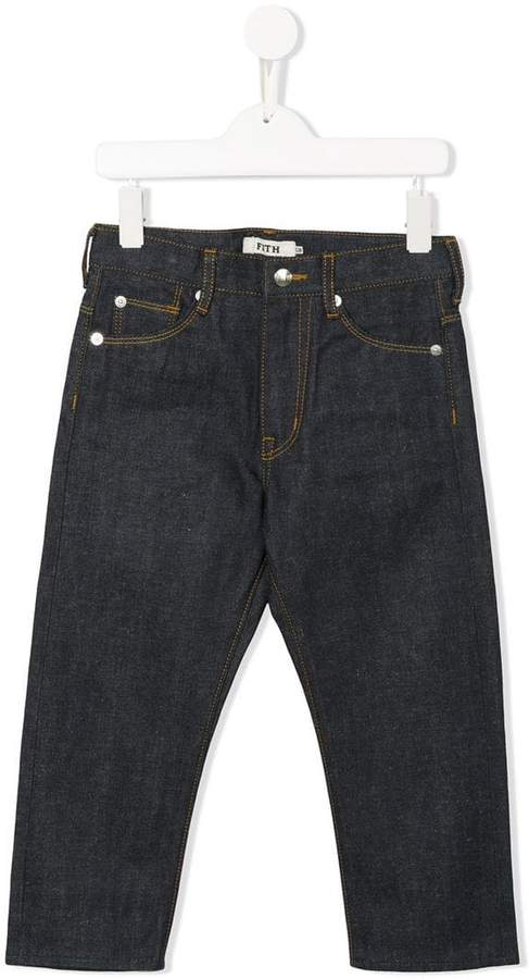 Fith straight fit jeans