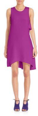 3.1 Phillip Lim Silk Ruffle Dress $595 thestylecure.com