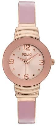 Folio Women's Cuff Watch