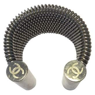 Chanel Large Cuff Bracelet