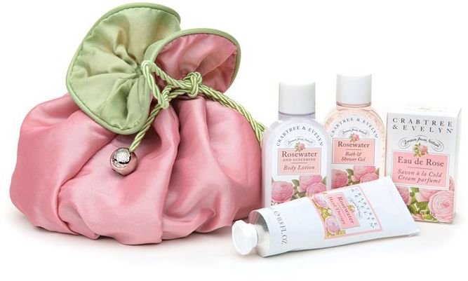Crabtree & Evelyn Rosewater Traveller