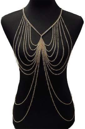 Body Chain Necklace ShopStyle Canada