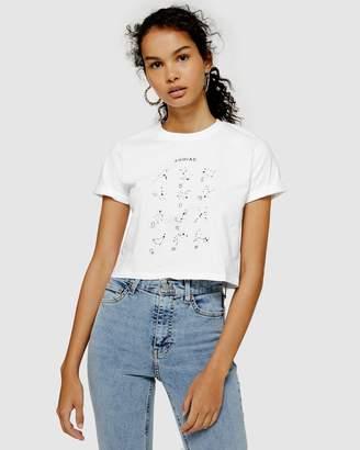 Topshop Zodiac T-Shirt