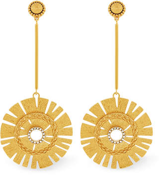 Rachel Zoe Natasha Starburst Earrings