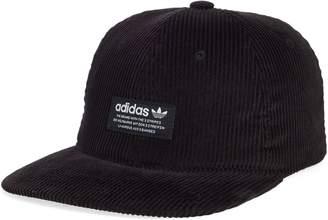 53301510134 Black Corduroy Cap - ShopStyle